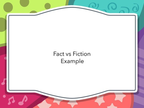 Fact vs Opinion Example by Evelyn Chaleki