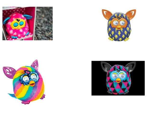 A Furby Boom by A. J.