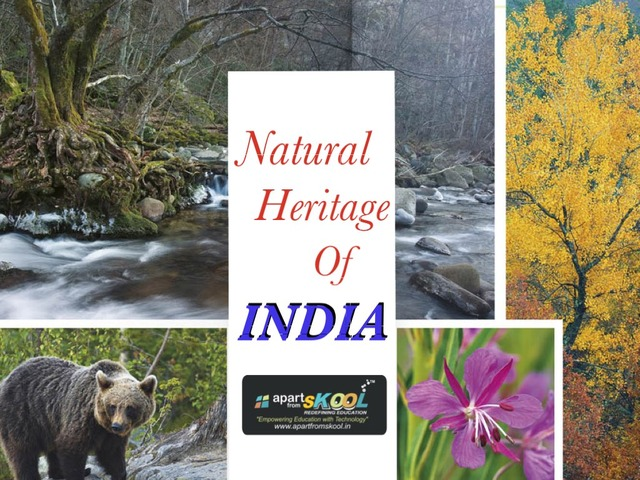 Natural Heritage  by TinyTap creator