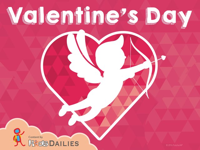 Valentine's Day  by Kids Dailies