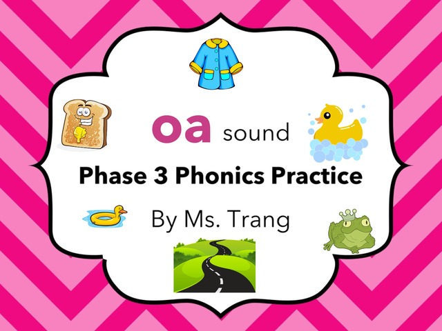 Oa Sound Practice  by Trang Quỳnh