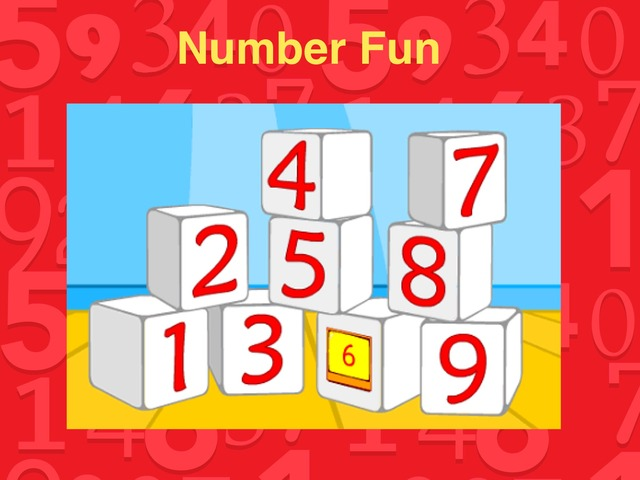 Numbers Fun 1 To 10 by English Time