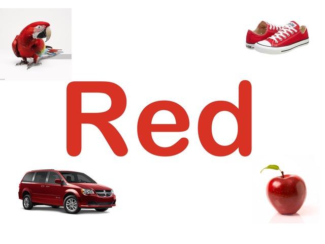 Red by Amanda Riker