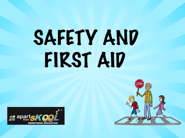 SAFETY,FIRST AID AND TRANSPORT by TinyTap creator