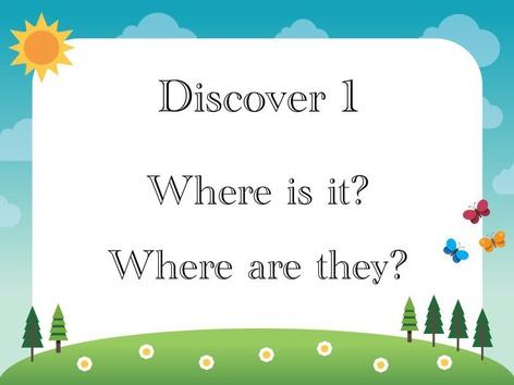Discover 1 - Where by Thais Baumgartner