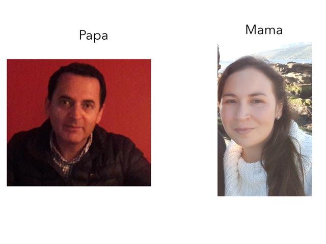 Mis Papas by ComunicaTEA grupo de terapeutas