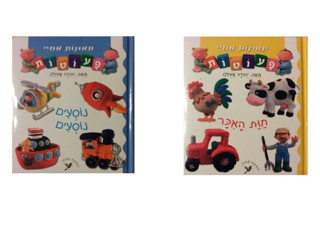 ספרים מדברים by anna kurakin