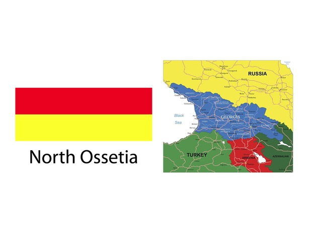 North Ossetia by Isaac