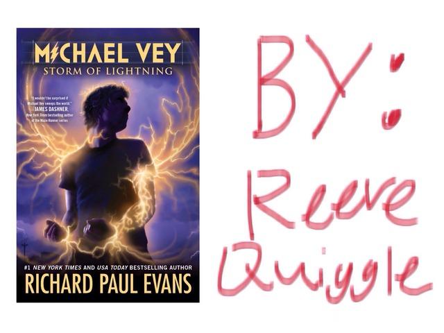 Reeve Michael Vey by Mr Torrey