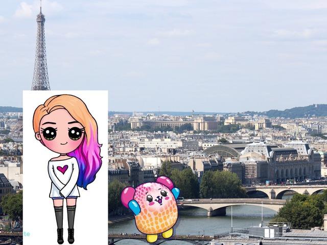 Paris by A. J.