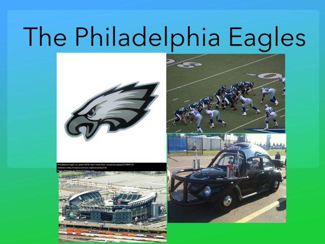 Philadelphia Eagles by Room 207