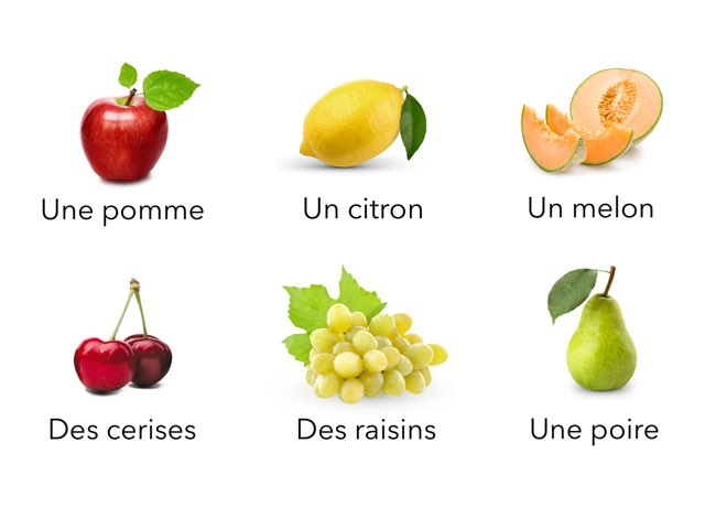Les Fruits GD by Gaënaelle Delaire