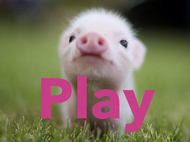 My pig by Rosie Horsie