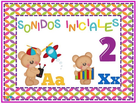 Sonidos Iniciales 2 by Ruth Edwards