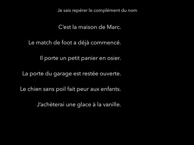 Grammaire Ceinture Noire  by Mon Sieur