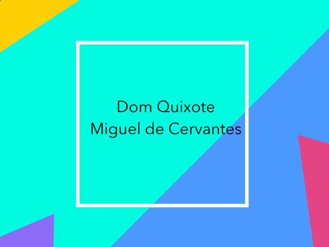Dom Quixote Copy 3 by Rede Caminho do Saber