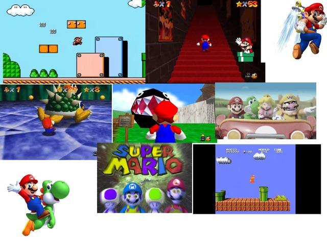 Mario  by Lou