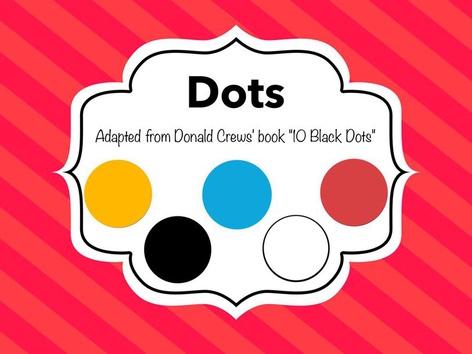 Dots (EN UK) by Ellen Weber