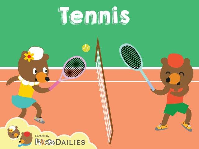 Tennis by Kids Dailies