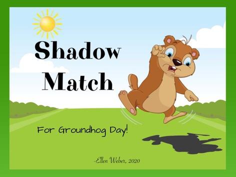 Shadow Match by Ellen Weber