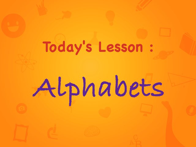 Learn Three Alphabets by Cookie Girl11
