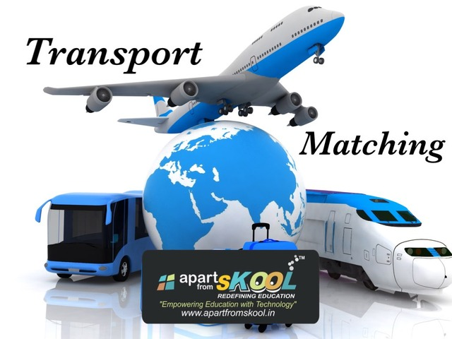 Transport Matching by TinyTap creator