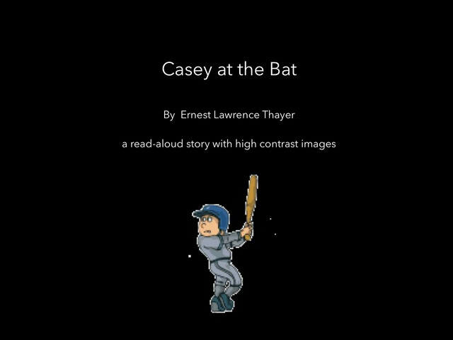 Casey At The Bat by Gale O'Brien