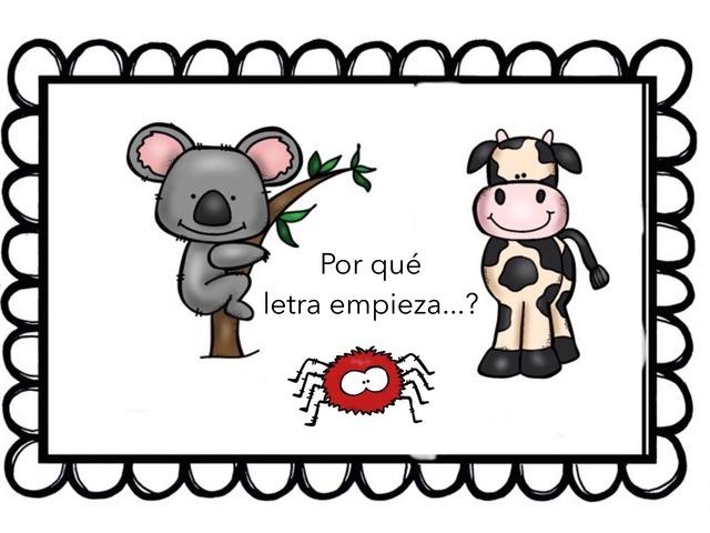 Empieza Por... by Mayte Jerez