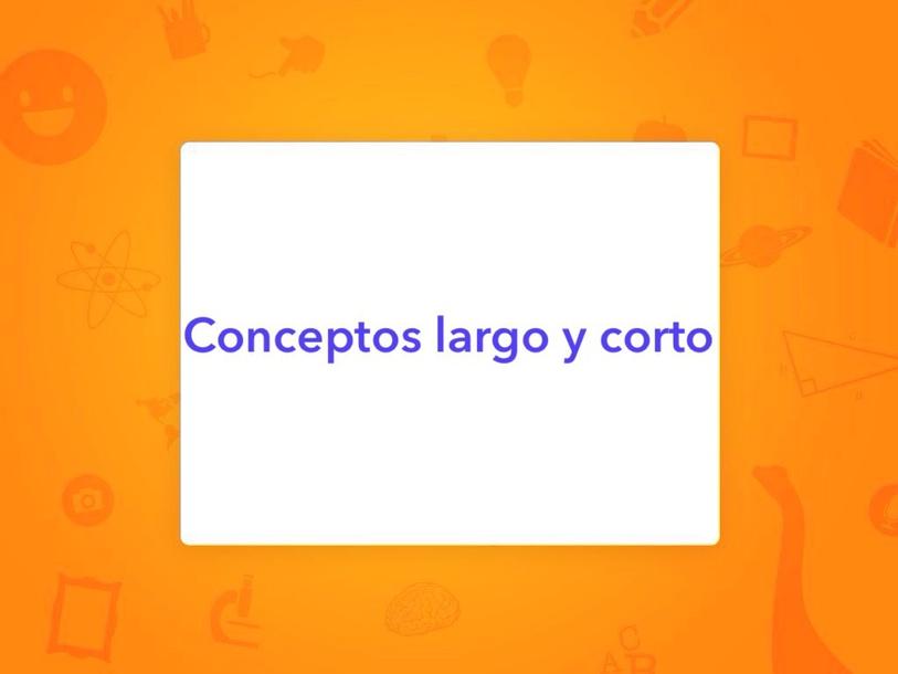 Largo Y Corto by Estefanía Vega Cid