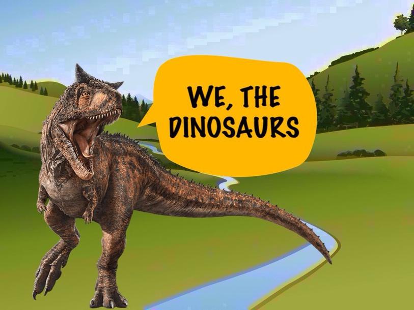 The Dinosaurs by Primaria Interattiva