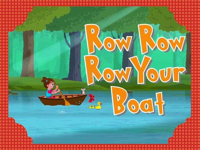 Row Row Row Your Boat  by Baby Cortex