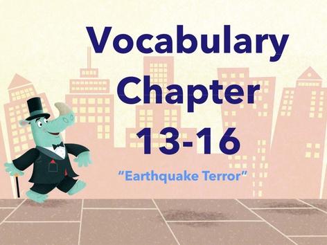Wk6-9 Vocabulary 13-16 by Iliana Navarro-Chiessa
