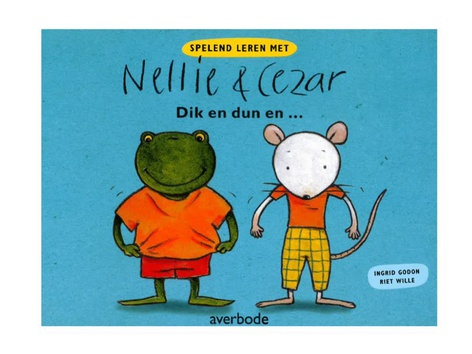 Begrippen met Nellie & Cezar by Bo J.
