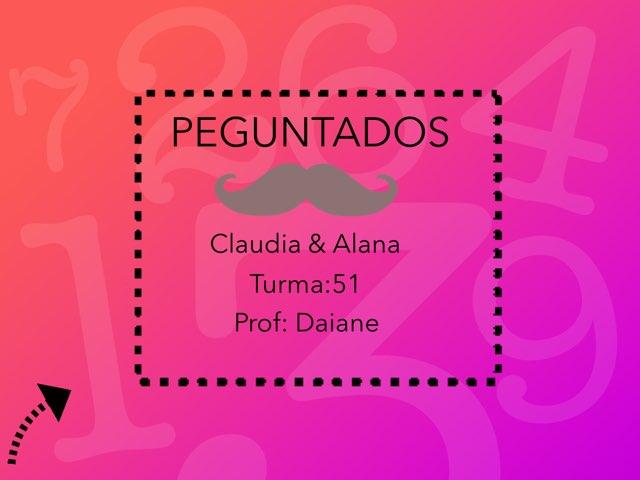 Alana & Claudia  Math by Rede Caminho do Saber