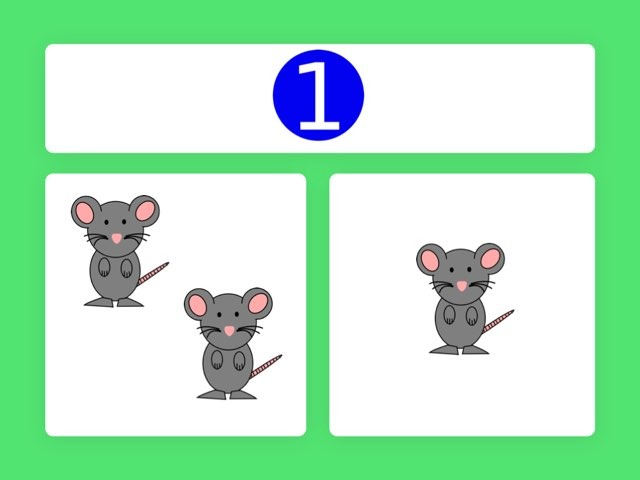 Give A Mouse A Cookie #'s by Candace Chadwick