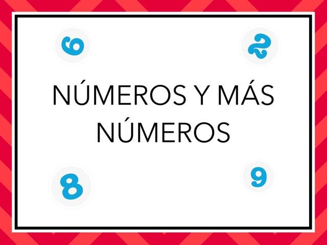 Números Y Más Números by Mayte Jerez