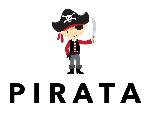 Pirata by Nucleo Aprendizagem