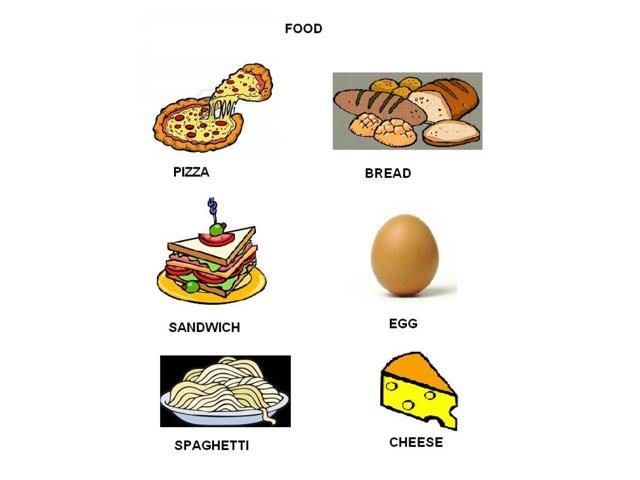 Food by Daniela Rossi