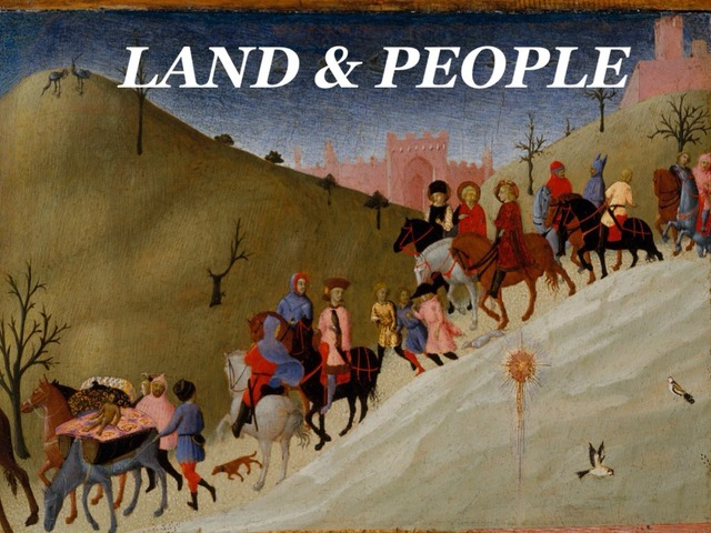 Land & People by TinyTap creator