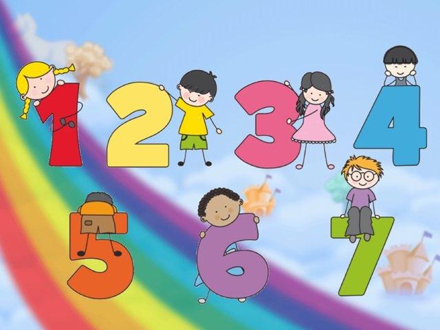 Numeral x Quantidade 1 a 5 by Nucleo Aprendizagem