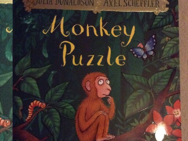 Monkey Puzzle by Little Treasures Nursery