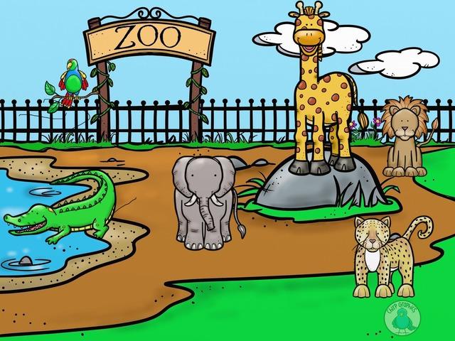 Le Zoo by Lin
