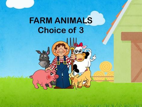 Farm Animals by Teresa Grimes