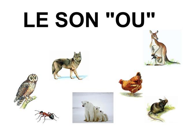 LE SON OU by Valerie Escalpade