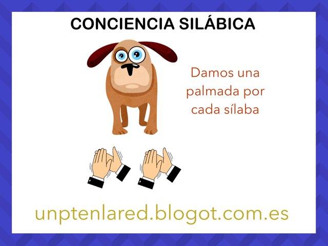 Conciencia Silábica. Unimos Palabras. by Jose Sanchez Ureña