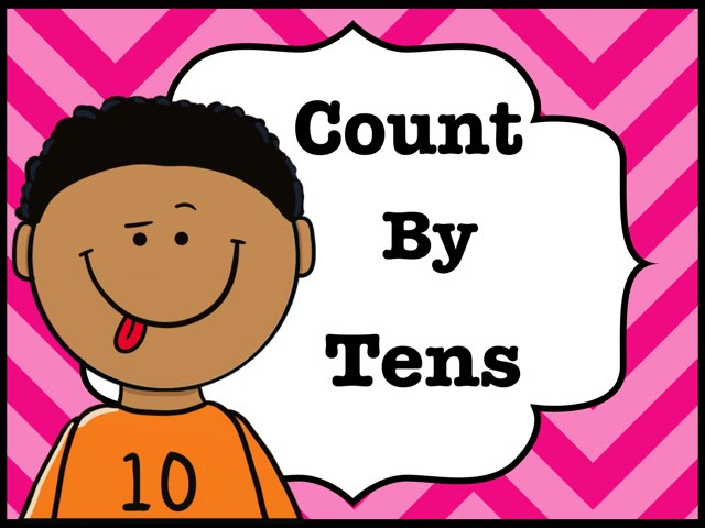 Count By Tens by Jennifer