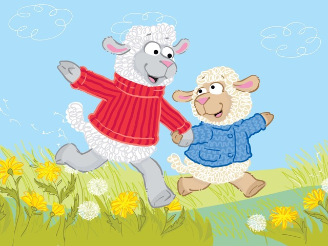 Sheep's Friends  by Yam Goddard