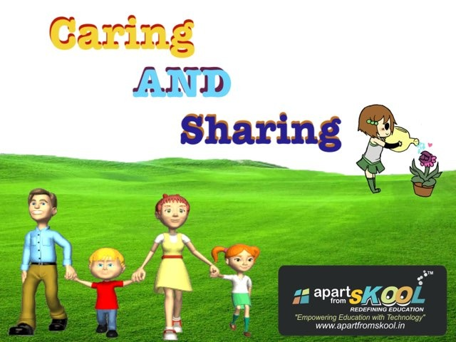 Caring And Sharing by TinyTap creator