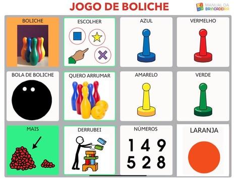 JOGO DE BOLICHE PRANCHA - Manual Da Brincadeira by MIRYAM PELOSI