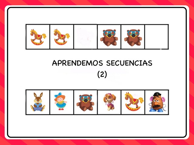 APRENDEMOS SECUENCIAS (2) by Zoila Masaveu